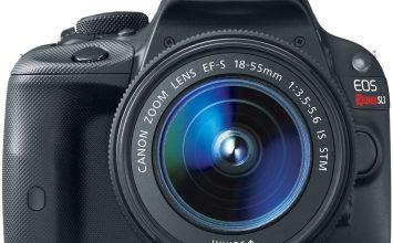 Canon EOS Rebel SL1 Review